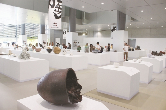 The 11th International Ceramics Competition Mino, Japan Exhibition
